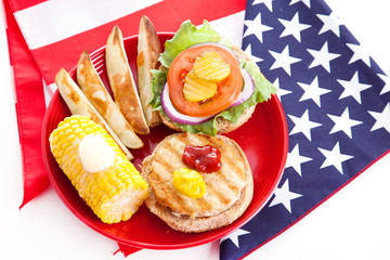 Healthy Fourth of July Picnic