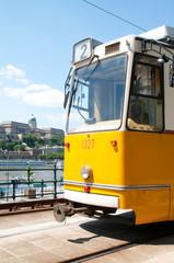 Budapest Straßenbahn 1