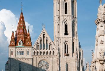 Budapest Matthiaskirche 2