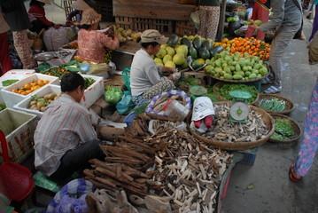 Wochenmarkt in Hoi An 8