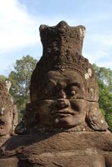 Wächterfigur von Angkor Thom 2