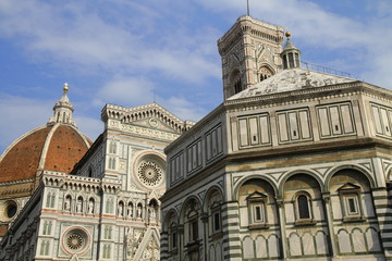 place du Duomo-Florence