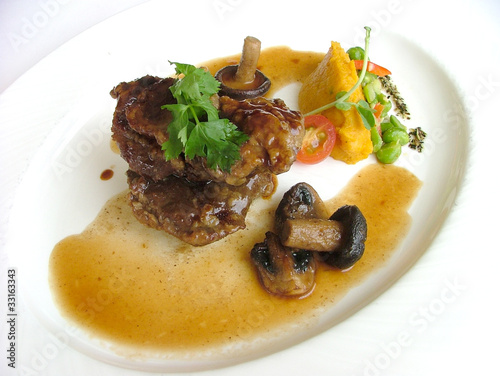 Food - Ox tail