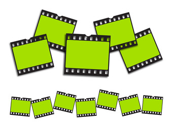 Photo Album in chromakey # Vector