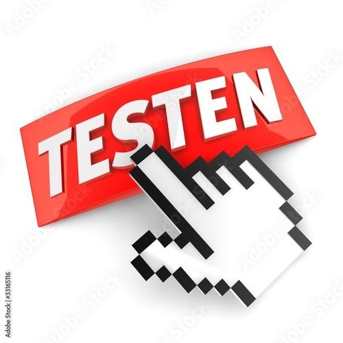 testen button