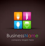 Fototapety logo restaurant