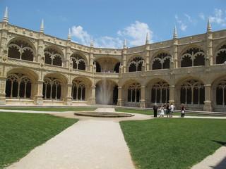 Jeronimos Monastery, Belem