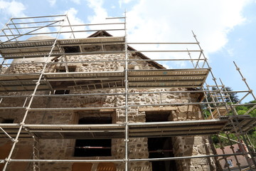 Renovation And Repointing Lime Mortar