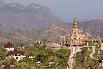 Wat Phra That Phasornkaew Thailand