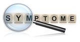 Symptome poster
