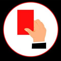 Cartellino rosso - espulsione