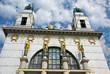 Otto Wagner, Kirche am Steinhof, Golden Angels