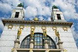 Otto Wagner, Kirche am Steinhof, Golden Angels