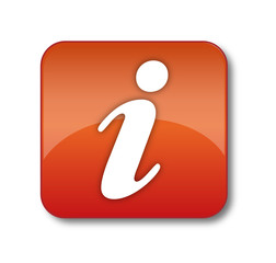 Info Web Button Glow