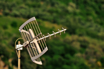 Antenna per digitale terrestre