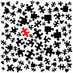 Fondo puzzle