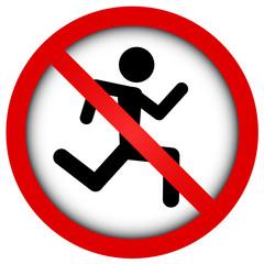Prohibido personas