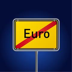 Euro Ende