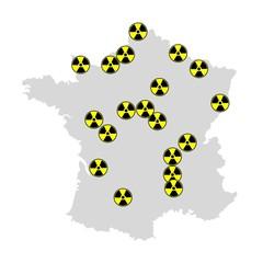 Centrales nucléaires françaises