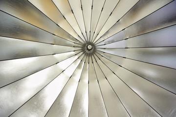 photographic studio reflective umbrella;