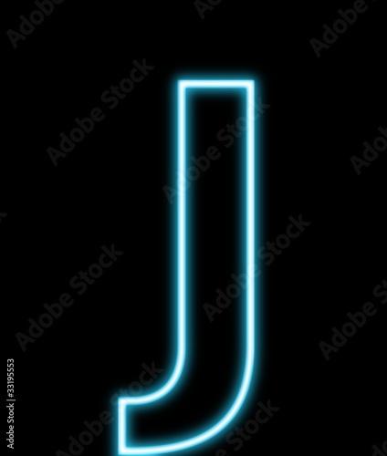 アルファベット、J
