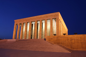 Anıtkabir - Ataturk Mausoleum