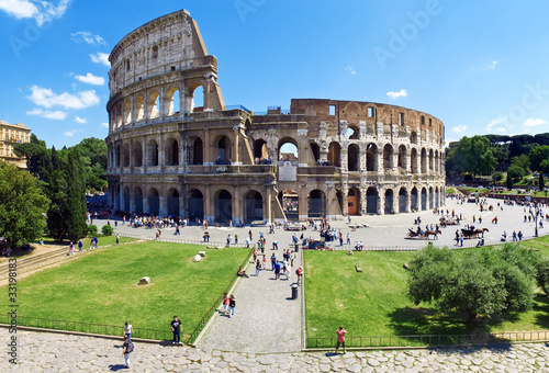 Piazza del Colosseo, Roma - 33198183