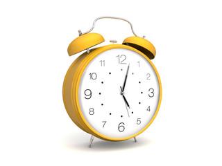 relogio de alarme antigo
