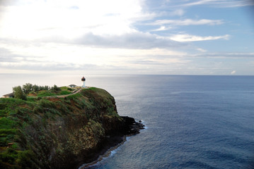 Kilauea Lighthouse - Kauai