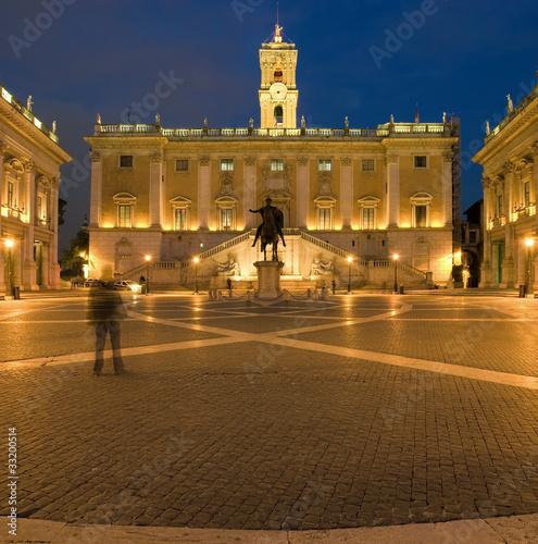 Piazza del Campidoglio, Roma - 33200514