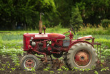old tractor - 33200729