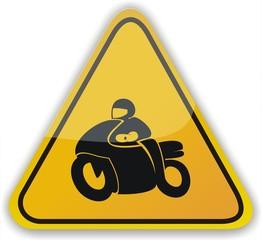 panneau moto