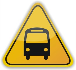 panneau bus
