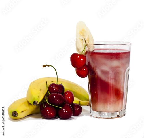 Kirsch-Bananen Saft - 33210935