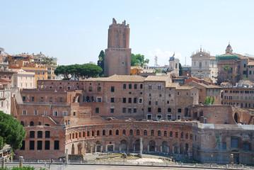 Roma. I Fori Imperiali.