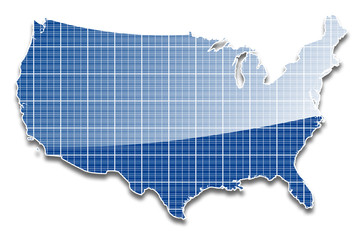 ソーラーパネルアメリカ