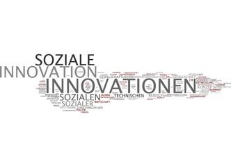 Soziale Innovation