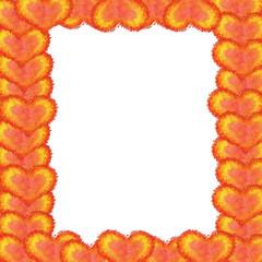 Background, valentine heart