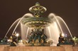 Leinwanddruck Bild - Superbe fontaine