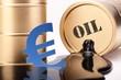 Oelfass gold mit Euro 3