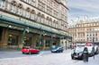 Leinwandbild Motiv Glasgow Hauptbahnhof