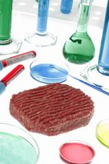 Steak haché-Analyse microbiologique des aliments