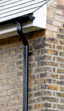 New guttering and drainpipe poster