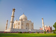 Taj Mahal located in Agra 7