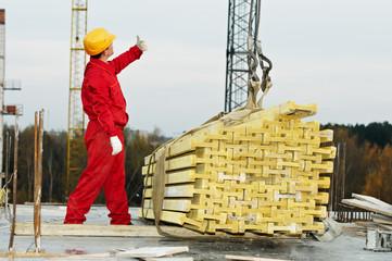 slinging builer with framework