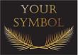 palm symbol template