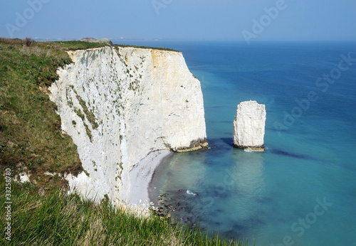 Old Harry Rocks - Jurassic Coastline, Dorset UK