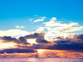 Ocean Summer View