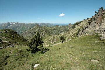 Paysage du Donezan,Pyrénées
