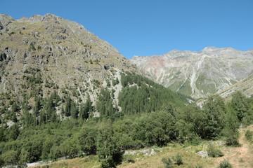 Vallée de champoléon,Hautes-alpes